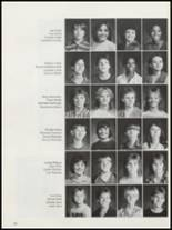 1986 Colbert High School Yearbook Page 28 & 29