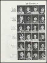 1986 Colbert High School Yearbook Page 30 & 31