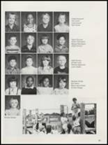 1986 Colbert High School Yearbook Page 42 & 43