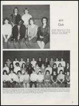 1986 Colbert High School Yearbook Page 54 & 55