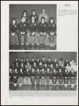 1986 Colbert High School Yearbook Page 58 & 59