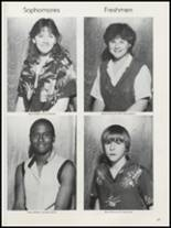 1986 Colbert High School Yearbook Page 72 & 73