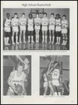 1986 Colbert High School Yearbook Page 76 & 77