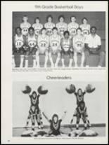 1986 Colbert High School Yearbook Page 84 & 85