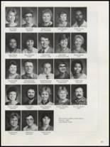 1986 Colbert High School Yearbook Page 88 & 89