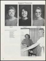 1986 Colbert High School Yearbook Page 90 & 91