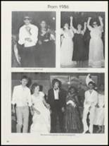 1986 Colbert High School Yearbook Page 92 & 93