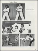 1986 Colbert High School Yearbook Page 98 & 99