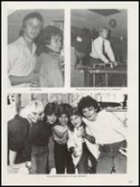 1986 Colbert High School Yearbook Page 104 & 105