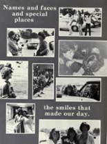 1981 Bishop Manogue High School Yearbook Page 10 & 11