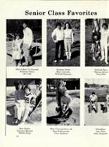 1981 Bishop Manogue High School Yearbook Page 18 & 19
