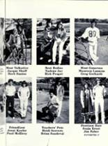 1981 Bishop Manogue High School Yearbook Page 20 & 21