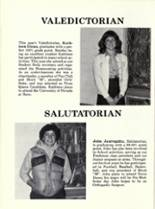 1981 Bishop Manogue High School Yearbook Page 24 & 25