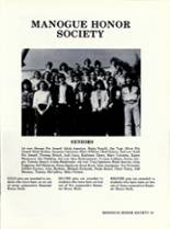1981 Bishop Manogue High School Yearbook Page 36 & 37