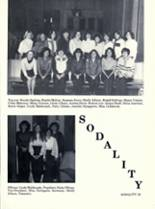 1981 Bishop Manogue High School Yearbook Page 42 & 43