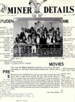 1981 Bishop Manogue High School Yearbook Page 46 & 47