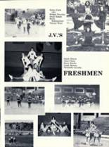 1981 Bishop Manogue High School Yearbook Page 52 & 53