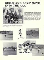 1981 Bishop Manogue High School Yearbook Page 56 & 57