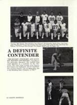 1981 Bishop Manogue High School Yearbook Page 70 & 71