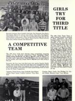1981 Bishop Manogue High School Yearbook Page 72 & 73