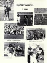 1981 Bishop Manogue High School Yearbook Page 86 & 87