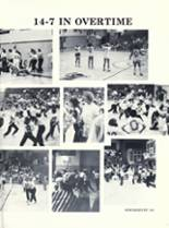 1981 Bishop Manogue High School Yearbook Page 106 & 107