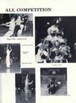 1981 Bishop Manogue High School Yearbook Page 108 & 109