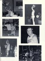 1981 Bishop Manogue High School Yearbook Page 112 & 113