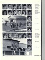 1981 Bishop Manogue High School Yearbook Page 138 & 139