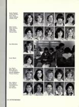 1981 Bishop Manogue High School Yearbook Page 142 & 143
