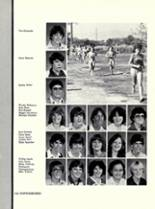 1981 Bishop Manogue High School Yearbook Page 144 & 145