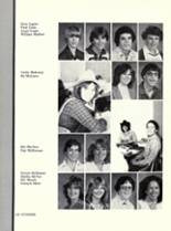 1981 Bishop Manogue High School Yearbook Page 152 & 153