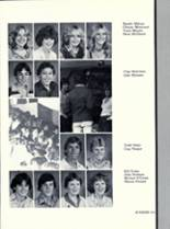 1981 Bishop Manogue High School Yearbook Page 154 & 155