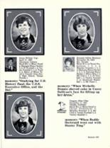 1981 Bishop Manogue High School Yearbook Page 162 & 163