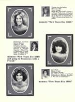 1981 Bishop Manogue High School Yearbook Page 164 & 165