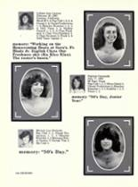 1981 Bishop Manogue High School Yearbook Page 170 & 171