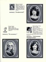 1981 Bishop Manogue High School Yearbook Page 178 & 179