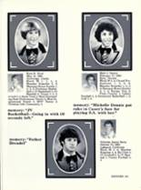 1981 Bishop Manogue High School Yearbook Page 184 & 185