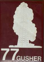 1977 Yearbook Pearland High School