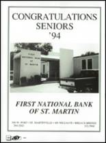 1994 St. Martinville High School Yearbook Page 108 & 109