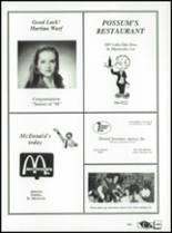1994 St. Martinville High School Yearbook Page 112 & 113