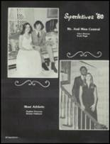1980 Shelbyville Central High School Yearbook Page 38 & 39