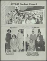 1980 Shelbyville Central High School Yearbook Page 50 & 51