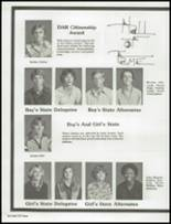 1980 Shelbyville Central High School Yearbook Page 56 & 57