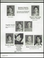 1980 Shelbyville Central High School Yearbook Page 58 & 59