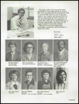 1980 Shelbyville Central High School Yearbook Page 68 & 69