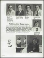 1980 Shelbyville Central High School Yearbook Page 70 & 71