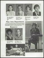 1980 Shelbyville Central High School Yearbook Page 76 & 77