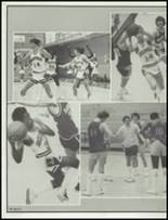1980 Shelbyville Central High School Yearbook Page 98 & 99