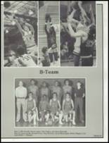 1980 Shelbyville Central High School Yearbook Page 100 & 101